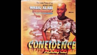 WASIU ALABI PASUMA CONFIDENCE (COMPLETE ALBUM)1998