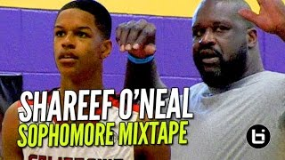Shareef O'Neal Official Ballislife Mixtape! Shaq's Son Is The Real Deal!