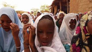 UNICEF helps to begin changing attitudes towards early marriage in Niger