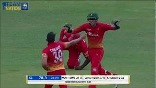 5th ODI Highlights: Sri Lanka vs Zimbabwe at MRICS, Hambantota