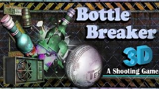 3D Bottle Breaker (by ViMAP Game Studio) Android Gameplay [HD]