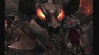 God Of War Part 39 - Minotauro del Templo