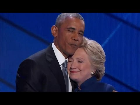 watch President Barack Obama full speech from Democratic National Convention