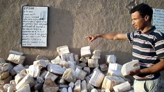Under Moroccan Sun Tours - Erfoud Fossil Production