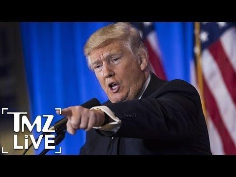 watch Donald Trump Goes Ballistic On The Press I TMZ Live