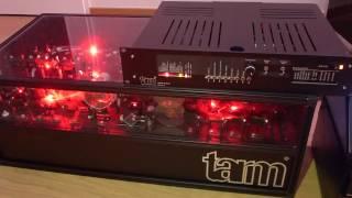 Eigenbau: Tarm ILDA DMX Laserbank Converter