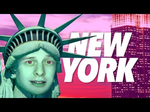 watch NORMAN - NEW YORK !