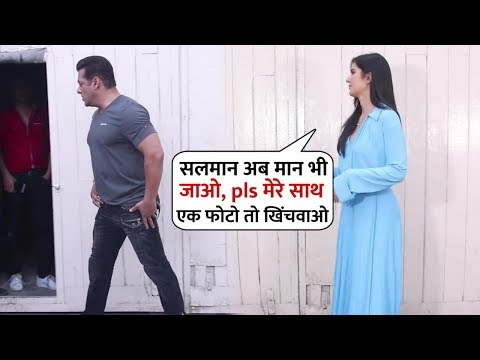 Xxx Mp4 Salman Khan Don 39 T Interest To Take Picture With Katrina Kaif At Mehboob Studio Bharat Promotion 3gp Sex