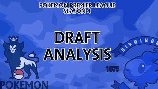 DRAFT ANALYSIS - THE MOVIE! | PPL D1 S4 | Birmingham Spritzee Draft Analysis.
