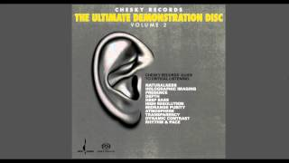 Transparency - Track 9 - The Ultimate Demonstration Disc Vol 2 - Chesky Records 2008
