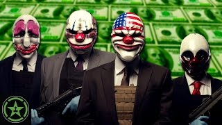 Let's Play - Payday 2 (Round 3): AH Live Stream