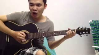 Jue bu neng shi qu ni (Can't lose you) - F4 - Guitar cover from Vietnam