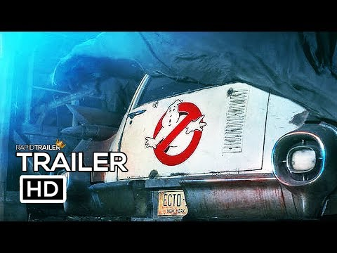 GHOSTBUSTERS 3 Teaser Trailer (2020) Bill Murray, Comedy Movie HD