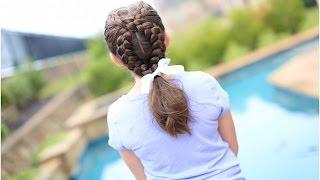 Dutch Loop Braid | Cute Girls Hairstyles