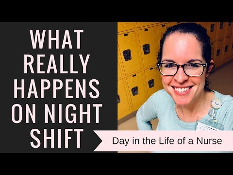 Xxx Mp4 12 HOUR NIGHT SHIFT Day In The Life Of A Nurse 3gp Sex