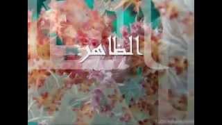 hicham abbas - asmaa allah  صوت رائع ماشاء الله