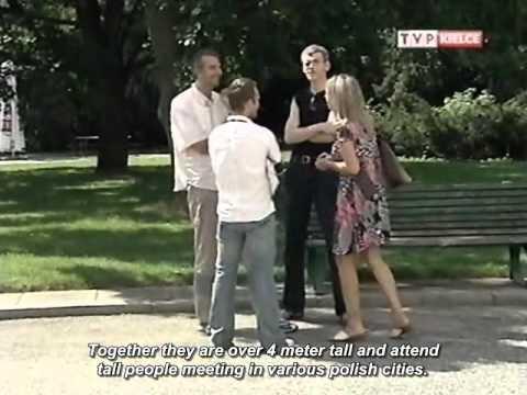 Zjazd klubu wysokich Sandomierz News 2009.08.15
