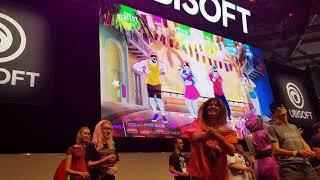 Just Dance 2018 - Despacito - Luis Fonsi ft. Daddy Yankee - FULL GAMEPLAY - 4K - Gamescom 2017
