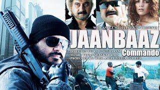 Jaanbaaz Comando - Ajith, Nayantara | Hindi Dubbed Action Movie 2014 | Hindi Movies 2014 Full Movie