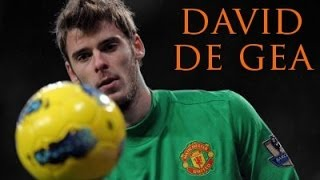 David De Gea - Best Saves Ever HD