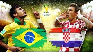 A Day To Remember - Brazil vs Croatia - 12/06/2014