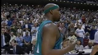 Baron Davis Buzzer Beater vs Magic 2002 Playoffs