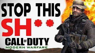 "Call Of Duty: Modern Warfare Is ""Unplayable"""
