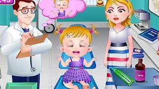 Baby Hazel Leg Iniury - Baby Hazel game HD - Baby Hazel for Babies & Kids - Top Baby Games