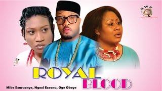 Royal Blood  - Nigerian Nollywood  Movie
