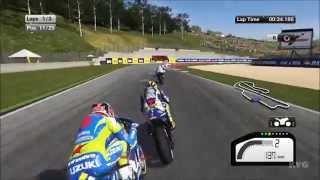 MotoGP 15 - Valentino Rossi Gameplay (PC HD) [1080p]