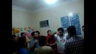 Jham Jham Darkiyo Pani-Nepali Lok song-Group Dance :)