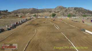CORRS 2016 RD6: Team Chase Compound Sky View - 10/1/16