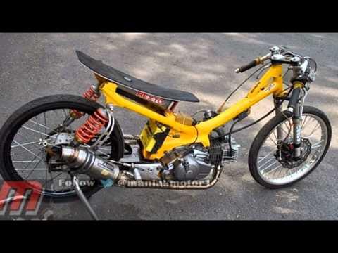 Motor Trend Modifikasi | Video Modifikasi Motor Yamaha Jupiter Z Drag Race Terbaru