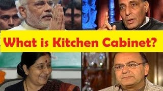 What is Kitchen Cabinet?