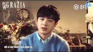 [Vietsub][Grazia] Lưu Hạo Nhiên tỏ tình