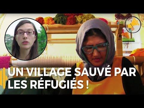 Le village de Riace sauvé par les réfugiés - Marie-Chantal en Italie - Les Haut-Parleurs