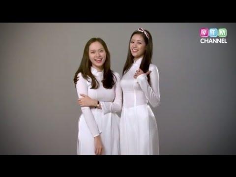VTM Channel TeenTalk 10 tips để mặc áo dài đẹp