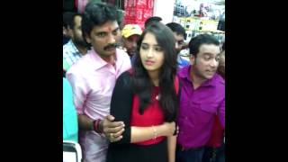 malayalam actress sanusha disturbed in crowd