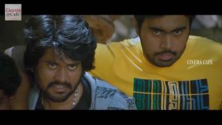 Varun, Srikanth, Dheeraj Forcing Village Girl Scene || Theatre Lo Naluguru Movie || Srikanth,