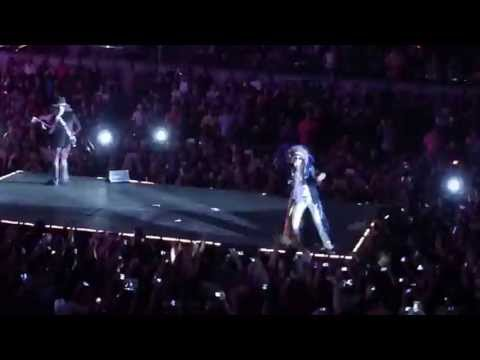 Opening Song Luv XXX - Aerosmith 05082013