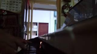 """Improvisasi Orgel """"Aku Telah Turun dari Surga"""""""