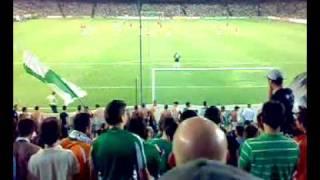 Supporters Gol Sur Betis -Numancia 1