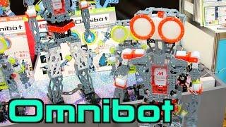 MECCANOID(メカノイド)G15 オムニボット タカラトミー Omnibot MECCANO Robbot TAKARA TOMY