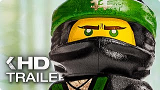 THE LEGO NINJAGO MOVIE Trailer 2 (2017)