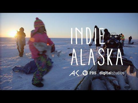 I Am An Ice Fisherman | INDIE ALASKA