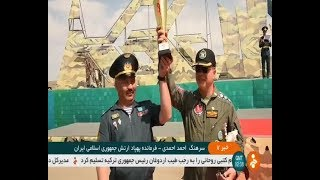 Iran Participated in Army Games 2018 Drone competition, Kazaghistan پهپادها بازي ارتش جهان قزاقستان