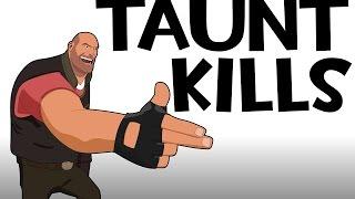 TF2 Taunt Kill Montage