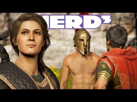 Xxx Mp4 Nerd³ Stabs A Boat Assassin 39 S Creed Odyssey 5 Oct 2018 3gp Sex
