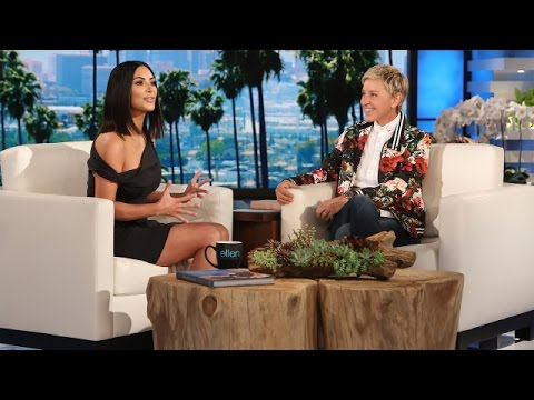 Kim on How the Paris Incident Changed Her Life