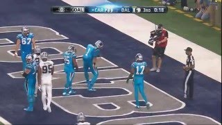 The 2015 Carolina Panthers - Dab on 'Em